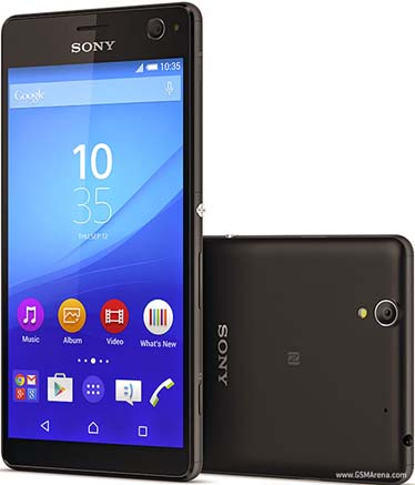 Sony Xperia C4 01