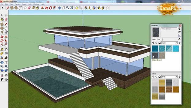 โปรแกรมออกแบบบ้าน-01