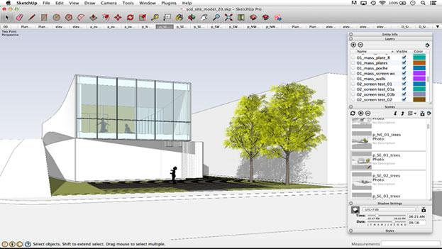 โปรแกรมออกแบบบ้าน-03