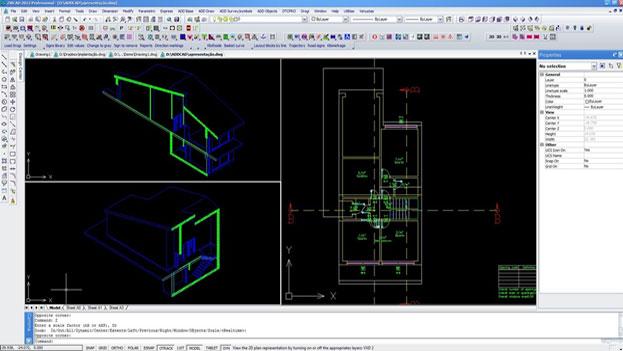 โปรแกรมออกแบบบ้าน-04