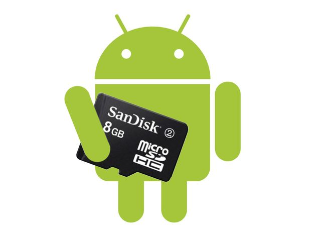 how to save picture to sd card