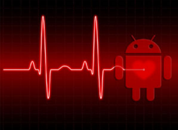 Android_heart