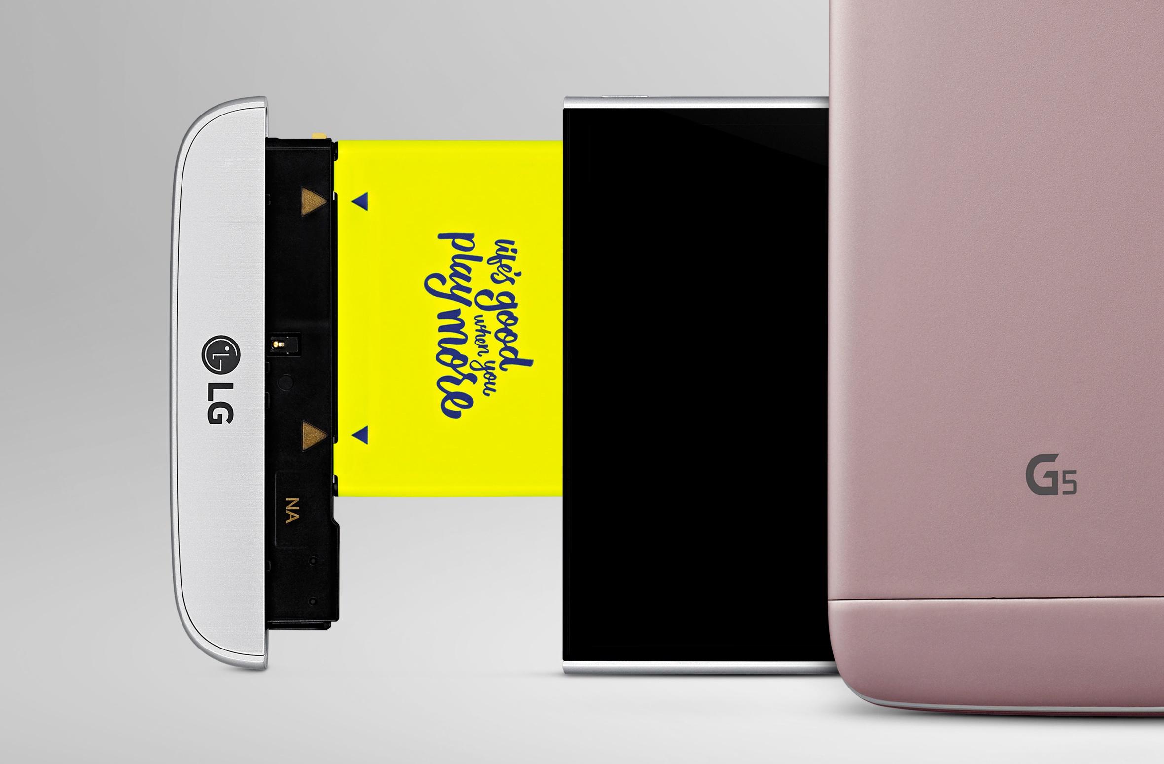 LG-G5 battery